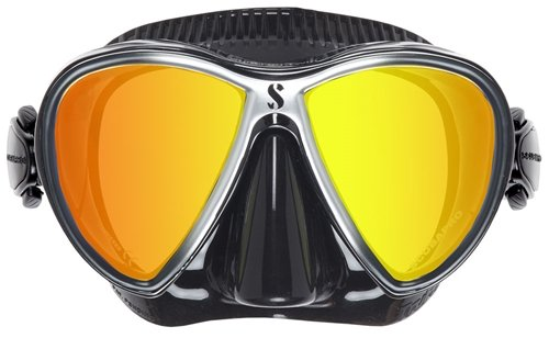 ScubaPro Synergy 2 TruFit Mirrored Twin Lens Mask