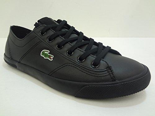Lacoste Women'S Ramer Ciw Sneaker,Black On Black,7 M Us