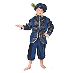 Sir Francis Drake Explorer Childs Fancy Dress Costume