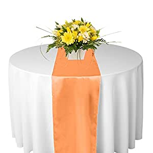 Satin Table Runner Wedding