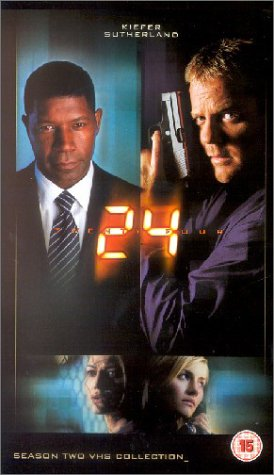 24 - Season 2 [VHS] [UK Import]
