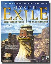 Ubisoft-Myst 3: Exile