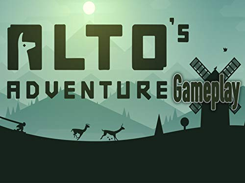 Alto's Adventure Gameplay - Season 1