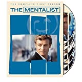 img - for The Mentalist: The Complete First Season (2008) Simon Baker (Actor), Robin Tunney (Actor) | Rated: Unrated | Format: DVD book / textbook / text book