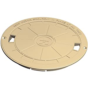 Hayward Pool Products Spx1070c10pr Skimmer Lid For Pools Tan Swimming Pool