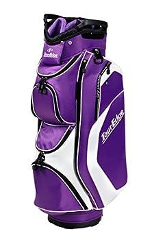 """Tour Edge Hot Launch Performance Cart Bag (10.5"""", 15-way top) Golf"""