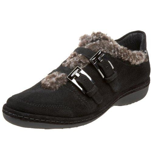 Stuart Weitzman Women's Smokin Sneaker,Black Sportsuede,5.5 M US