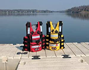 Stearns VR Versatile Yellow Rescue Vest by Stearns