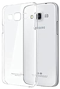 Totu Transparent Back Cover for Samsung Galaxy On7