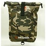 デグナー(DEGNER) 3ウェイレインバッグ ポリエステル・PVC 44x26x11cm カモフラージュ NB-45