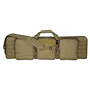 Voodoo Tactical Men's Deluxe Padded Weapons Case, Coyote, 42