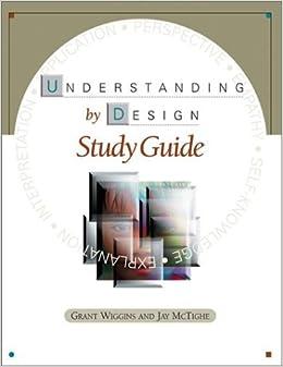 understanding by design grant wiggins jay mctighe