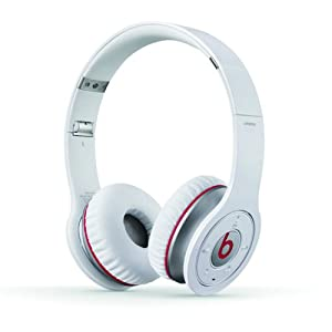 【国内正規品】Beats by Dr.Dre beats wireless ブルートゥース・ヘッドフォン ホワイト BT ON WIRELS WHT
