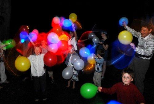 illooms LED Light up Balloons 15