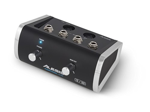 Alesis Control Hub Midi Interface With Audio Output For Mac, Pc Or Ios