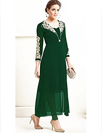 Unique Bollywood Kurta Kurti Designer Women Ethnic Dress Top WOMEN CLOTHING