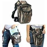 Fishing Bag Camo Waterproof Bag Multi-function Bag Fishing Tackle Bag