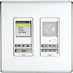 Legrand/OnQ IC5000WH Room Intercom White