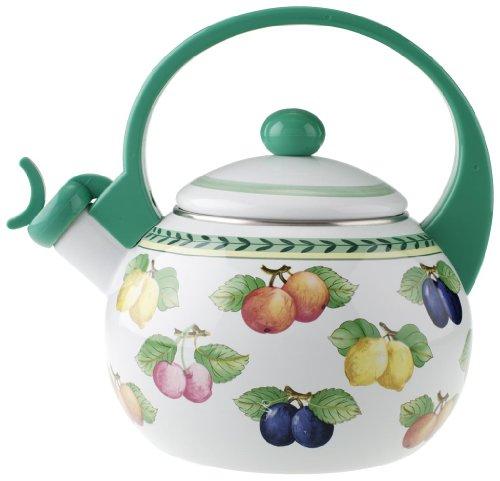 Villeroy & Boch French Garden Kitchen Tea kettle 67oz (2 liter) (Tea Kettle Italian compare prices)
