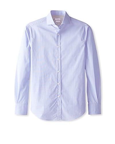 Brunello Cucinelli Men's Faded Shirt