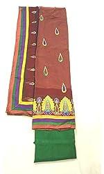 BEAUVILLE VAIIBAVAM Women's Unstiched Salwar Material (BVPCUC_10_Multi_Free Size)