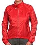 Montane Featherlite Velo H20 Womens Waterproof Bike / Cycling Jacket XL Red
