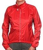 Montane Featherlite Velo H20 Womens Waterproof Bike / Cycling Jacket XL Red