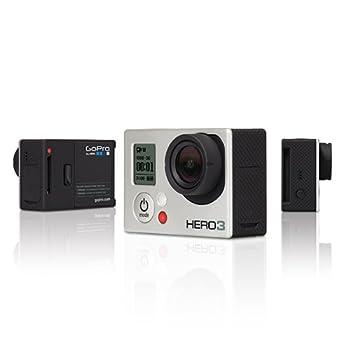 【GoPro NIPPON国内正規品】 GoPro HERO3 シルバーエディション[CHDHN-301-JP