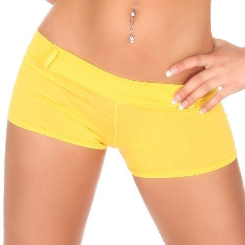 Sexy Hotpants - Shorts in verschiedenen Farben. Einheitsgröße für 32,34,36 und 38.