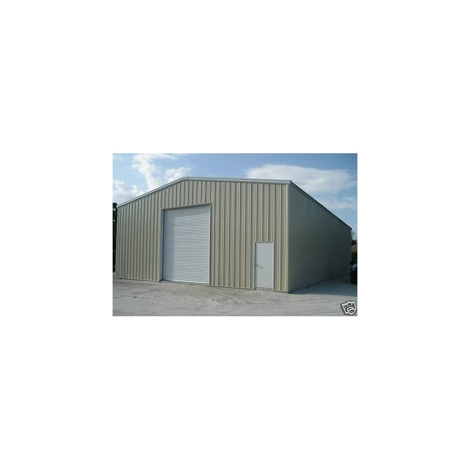 Steel Building Kits And Metal Buildings By Steel Building: Duro Steel 30x50x12 Metal Building Kit Residential Dream