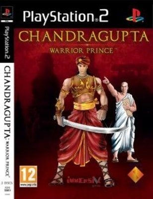 Sony Chandragupta Warrior Prince