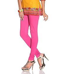 Megha Cotton Leggings (LL7_Pink)