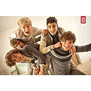 One Direction - Bundle Music Poster
