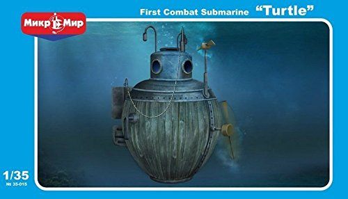 ***First combat submarine