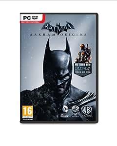 Batman: Arkham Origins (PC DVD)