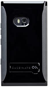 Case-Mate Pop CM018768 Case for Nokia Lumia 900 (Black-Grey)