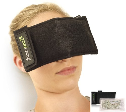 Frozenpeaz Reusable Cooling Sinus/Eye/Face Peazpod Wrap