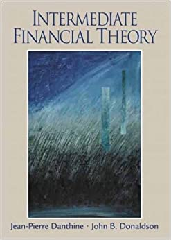 Intermediate financial theory danthine