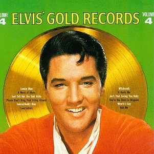 Elvis' Gold Records Volume 5 artwork