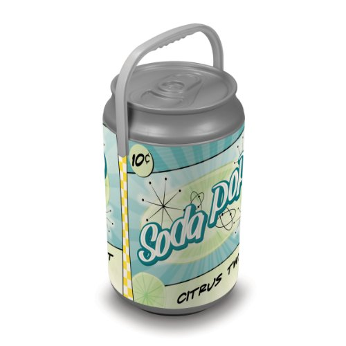 Vintage Ice Chest Cooler front-35371