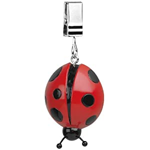 Click to buy Ladybug Lane Clip-On Tablecloth Weight, Set of 4from Amazon!