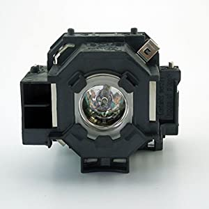 CTLAMP High Quality Projector Lamp for Phoenix Projector Bulb with Original Lamp Burner Elplp42 V13h010l42 for EPSON EMP-83C/EMP-83/EMP-822H/EMP-822/EMP-410We/EMP-410W/EX90/PowerLite 400W/PowerLite 410W/PowerLite 83+/EMP-400W/EB-410W/EB-140W/EMP-X56/EMP-8