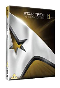 Star Trek: The Original Series Remastered - Season 1 [Import anglais]