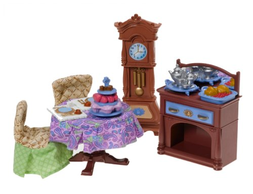 411N7ZFD7PL Cheap  Fisher Price Loving Family Dining Room