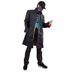 MR.Aiden Coat Jacket for Watch Dogs Fans from Xcoser