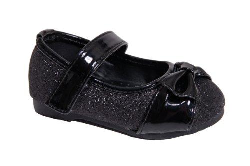 Launch Baby Girls Gloria Mary Jane Size:6 Black
