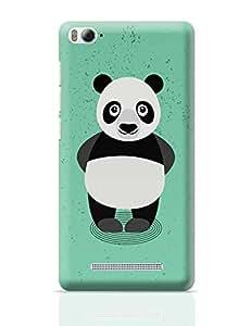 PosterGuy Mi 4i Case Cover - Panda | Designed by: DesignerChennai