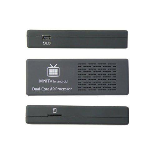 MK808 Mini PC / Android 4.1.1 / デュアルコア 1.6GHz CPU / RAM 1GB / NAND 8GB / WiFiチップ内蔵