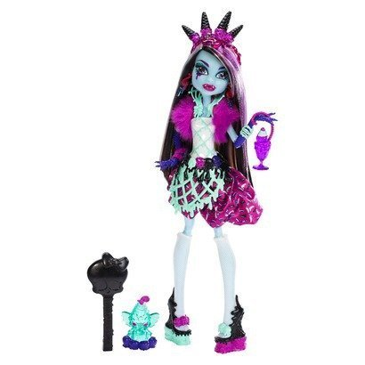 Mattel Monster High Sweet Screams Abbey Bominable