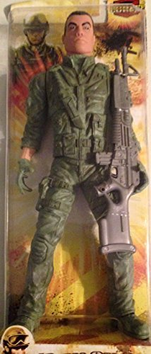 "The Corps Total Soldier Sgt. Survival 10"" Doll"